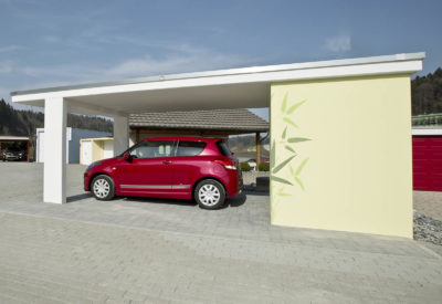 FRISBA® Carport PRATIQUE