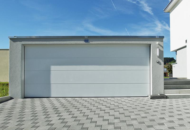 Beliebt FRISBA® Fertiggaragen aus Beton - MÜLLER-STEINAG ELEMENT AG BP97