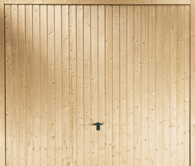 Garagen-Kipptor aus Massivholz Muenchen